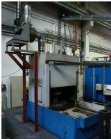 H Frame Hydraulic Press KLINGELNBERG AH 1200 2008-Photo 5