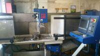 CNC fresemaskin TOS Olomouc F2V CNC