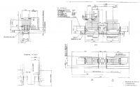 Centrum frezarskie pionowe CNC SW (SCHWAeBISCHE WERKZEUGMASCHINEN) BA 25 1997-Zdjęcie 8