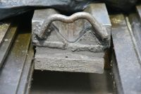 Hydraulic Press Brake ESPE CTO 250/4000 1997-Photo 9