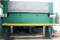 Prasa krawędziowa hydrauliczna ESPE CTO 250/4000