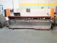 Hydraulische Tafelschere EUROMETAL HGS 8/3200