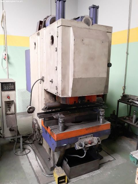 Eccentric Press BZMP KE 2130 100 T 1986
