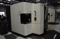 CNC Horizontal Machining Center MORI SEIKI NHX-4000 2013-Photo 2
