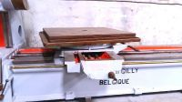 Horizontal Boring Machine 1927 GILLY BELGIUM GB 100 1999-Photo 3