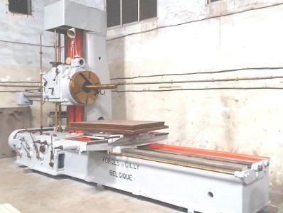 Horizontal Boring Machine 1927 GILLY BELGIUM GB 100 1999