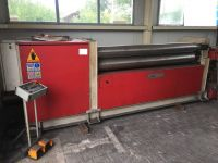 3 Roll Plate Bending Machine Akbend ASM-S200-20.J 2008-Photo 2
