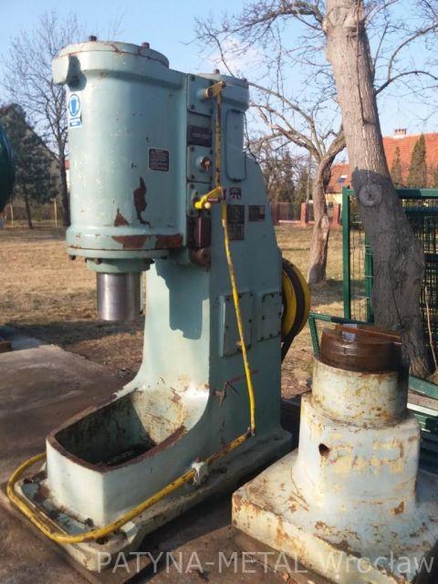 Single Frame Forging Hammer STANKOIMPORT M4132A 1990