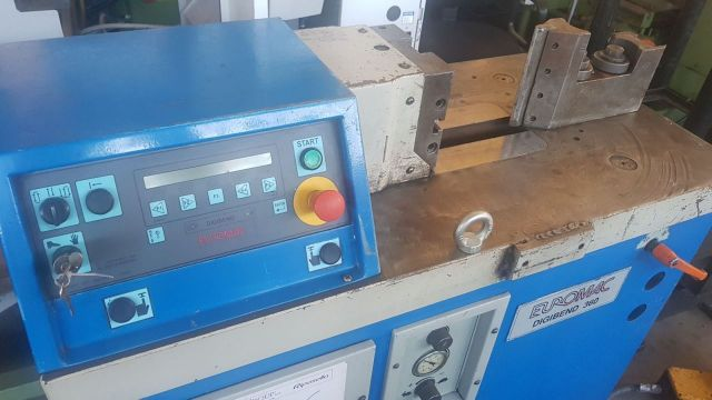 Profile Bending Machine EUROMAC Digibend 360 2000