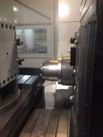 CNC Horizontal Machining Center HAAS EC-1600-YZT