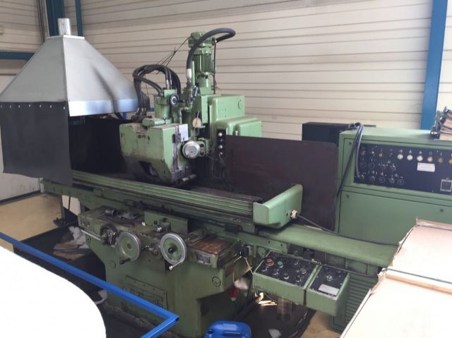 Surface Grinding Machine MAGERLE F 10 1979