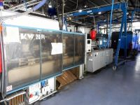Plastics Injection Molding Machine BMB KW 20 PI/1300