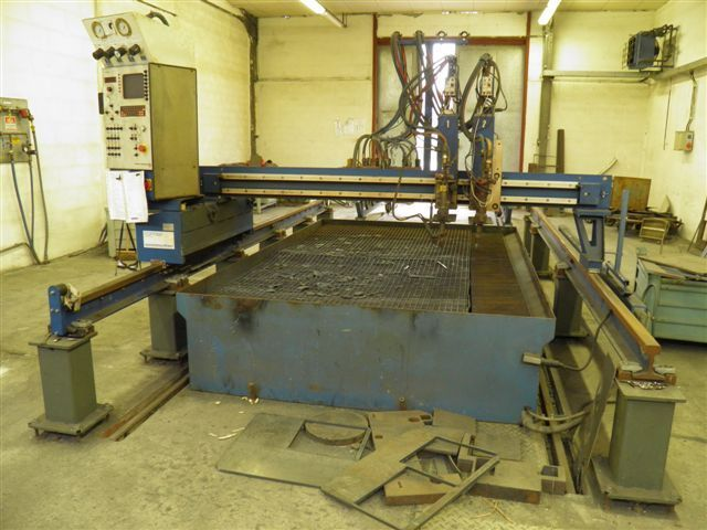 Gas Cutting Machine CORTINA DS 3100 1997