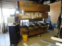 CNC Hydraulic Press Brake COLLY PS 125.3
