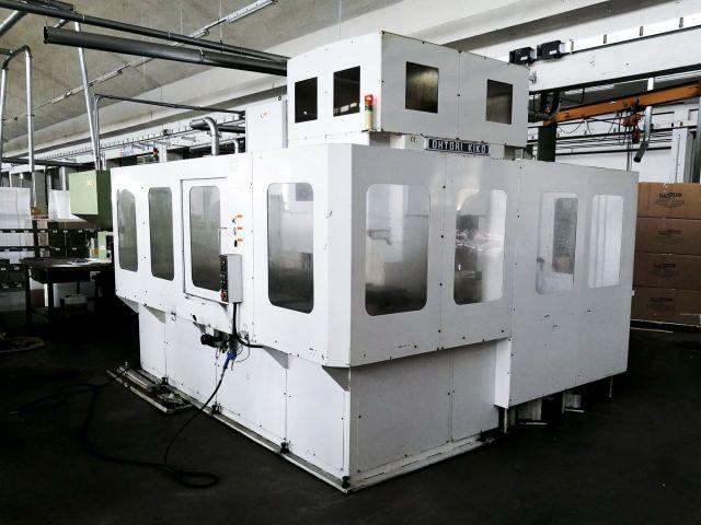 CNC Vertical Machining Center OHTORI KIKO OSU 545 2000