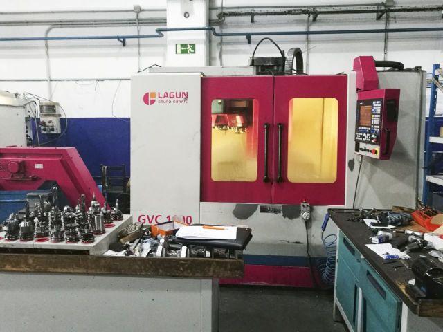 CNC Vertical Machining Center LAGUN GVC 1000 2005