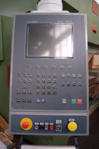CNC hydraulický ohraňovací lis EHT PROFIPRESS 130-30 2000-Fotografie 2