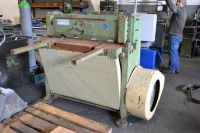 Mechanical Guillotine Shear  1000x3