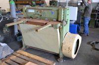 Mekanisk giljotin skjær MP 103 1000x3