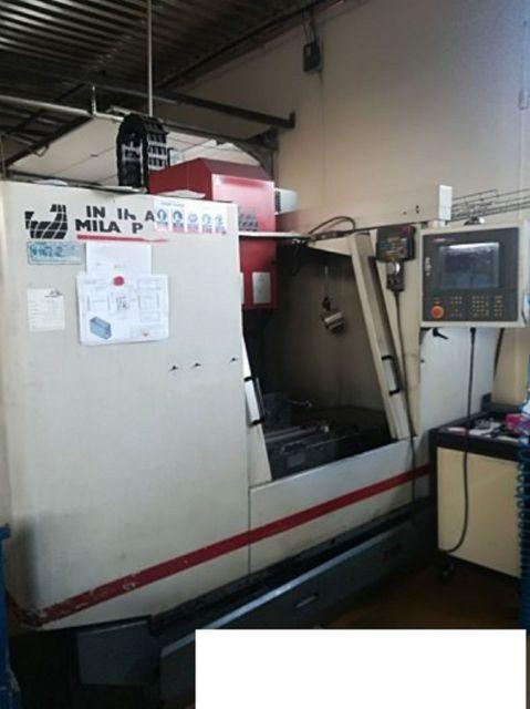CNC Vertical Machining Center CINCINNATI ARROW VMC 750 1999