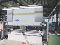 Prasa krawędziowa hydrauliczna CNC EHT MULTIPRESS 135-30