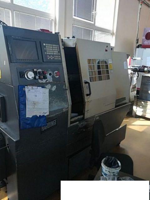 Токарный станок с ЧПУ (CNC) HARDINGE COBRA 51 2000