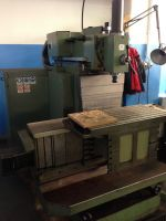 Toolroom Milling Machine TOS FNG 40 1992-Photo 2
