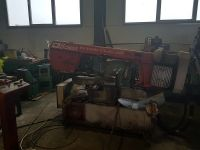 Band Saw Machine BOMAR 510.330 DGH