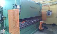 Hydraulische Abkantpresse CNC WEINBRENNER GP 125