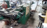 NC Folding Machine PEDRAZZOLI braun 32 2005-Photo 2