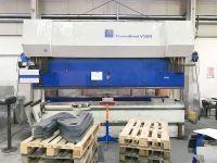 Prasa krawędziowa hydrauliczna CNC TRUMPF V 320 - 4000 x 320 t.