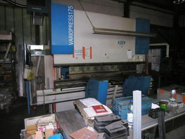 CNC hydraulický ohraňovací lis EHT VARIOPRESS 175-35 1999