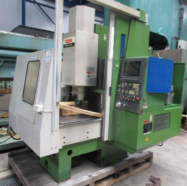 CNC Vertical Machining Center MAZAK VQC 15/40 1990