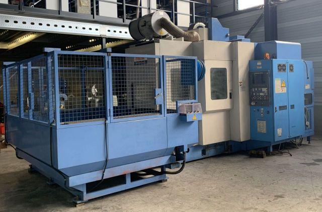 CNC Vertical Machining Center MAZAK AJV 32/605 1990