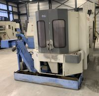CNC Horizontal Machining Center MAZAK HTC 400