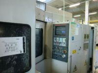 CNC Horizontal Machining Center MAZAK H 415 1997-Photo 3