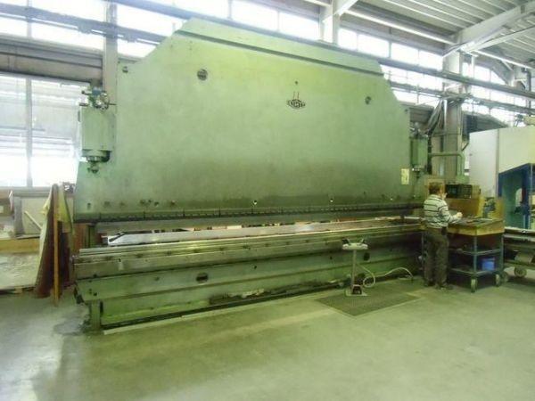 CNC hydraulický ohraňovací lis EHT EHP S 15-60 1988