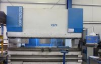 CNC Hydraulic Press Brake EHT ECOPRESS 225