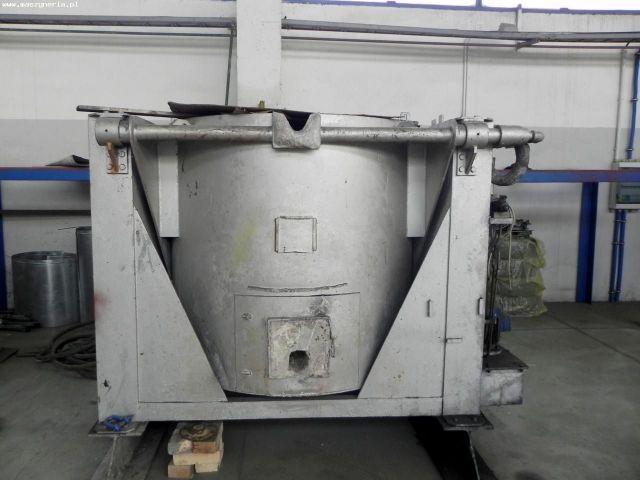 Melting Furnace HINDENLANG KLVE 800 1999