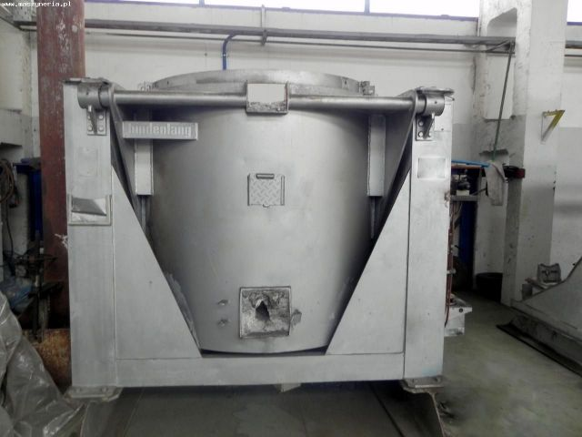 Four de fusion HINDENLANG KLVE 800 1999