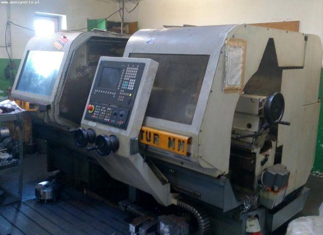 Tokarka CNC FAT-Wrocław TUR 560 MN 2004