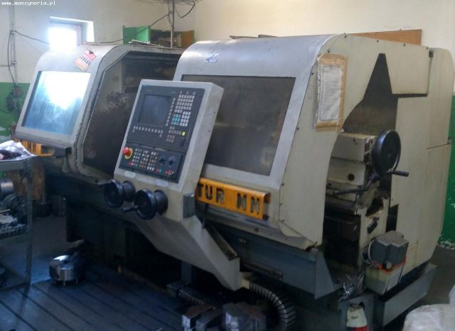 CNC τόρνο FAT-Wrocław TUR 560 MN 2004