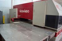 Prasa rewolwerowa NISSHINBO HTP-1000 CNC 1997-Zdjęcie 4