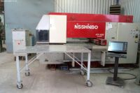 Turret Punch Press NISSHINBO HTP-1000 CNC