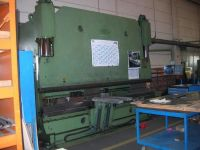 NC Hydraulic Press Brake EHT EHP S200-40
