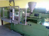 Plastics Injection Molding Machine KRAUSS MAFFEI KM 110-520 C1 1997-Photo 2