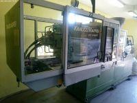 Plastics Injection Molding Machine KRAUSS MAFFEI KM 110-520 C1 1997-Photo 3