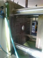 Plastics Injection Molding Machine KRAUSS MAFFEI KM 110-520 C1 1997-Photo 4