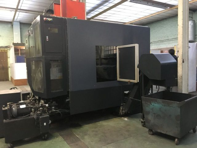Centro de mecanizado vertical CNC LK MACHINERY MT800-P 2010