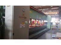 Sheet Metal Profiling Line HUGH SMITH fazowarka ukosowarka 10000 x 40 2013-Photo 13